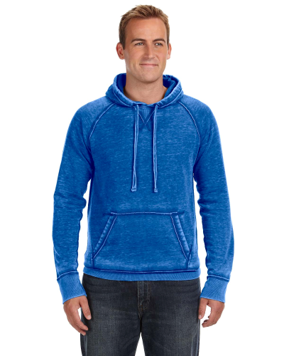 Royal Vintage Zen Fleece Pullover Hood as seen from the front