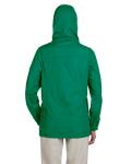 Ultramarine Ladies' Essential Rainwear as seen from the back
