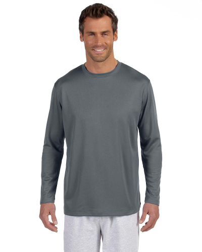 Men's Ndurance® Athletic Long-Sleeve T-Shirt