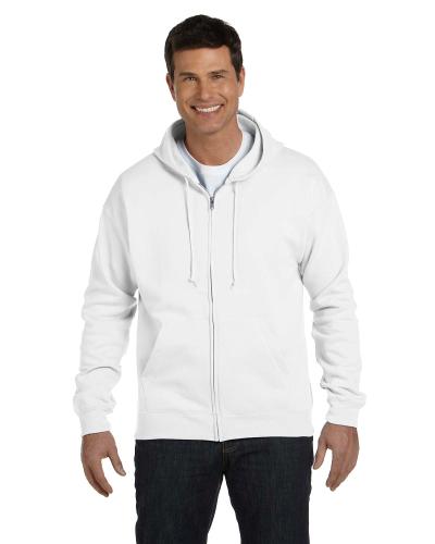 7.8 oz. ComfortBlend® EcoSmart® 50/50 Full-Zip Hood