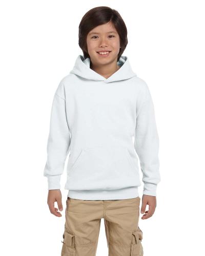 Youth 7.8 oz. ComfortBlend® EcoSmart® 50/50 Pullover Hood