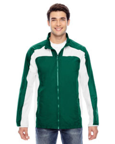 Sport Forest Men's Squad Jacket as seen from the front