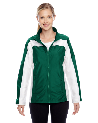 Sport Forest Ladies' Squad Jacket as seen from the front