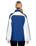 Sport Royal Ladies' Squad Jacket as seen from the back