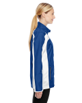 Sport Royal Ladies' Squad Jacket as seen from the sleeveleft