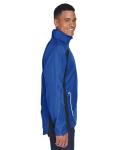 Sport Royal Men's Dominator Waterproof Jacket as seen from the sleeveleft