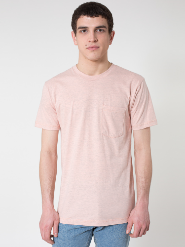 Fine Jersey Pocket S/S T-Shirt