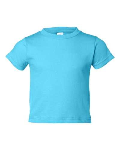 Toddler Short Sleeve Cotton T-Shirt