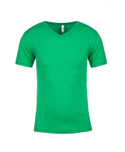 Next Level Men??s Tri-Blend V-Neck Tee