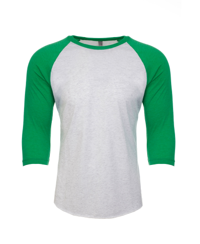 Next Level Tri-Blend Unisex 3/4 Raglan Tee