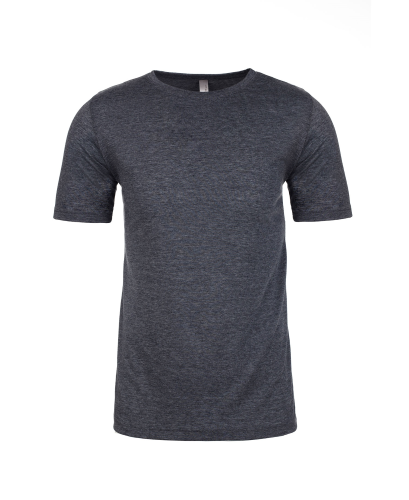 Next Level Men??s Poly/Cotton Tee