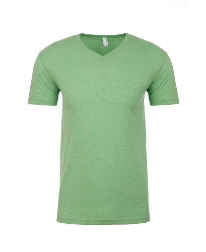 Next Level Men??s CVC V-Neck Tee