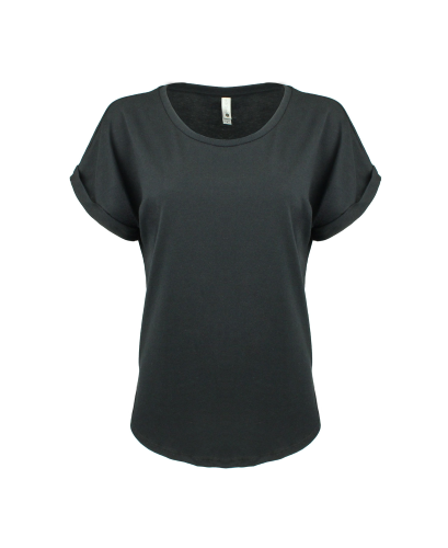 Next Level Women??s Roll Sleeve Dolman