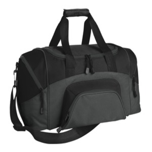 Port & Company  Improved Colorblock Small Sport Duffel