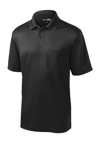 CornerStone Select Snag-Proof Pocket Polo
