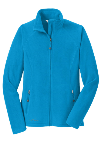Eddie Bauer Ladies Full-Zip Microfleece Jacket