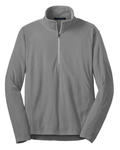Port Authority Microfleece 1/2-Zip Pullover.