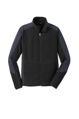 Port Authority Colorblock Microfleece Jacket
