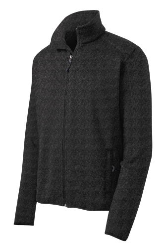 Port Authority Sweater Fleece Jacket