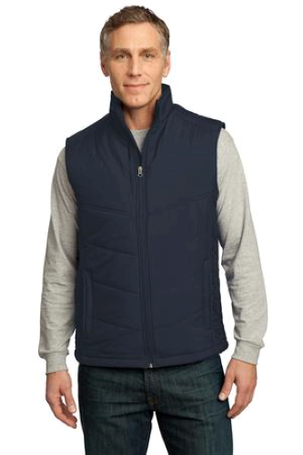 Port Authority Puffy Vest - Embroidered