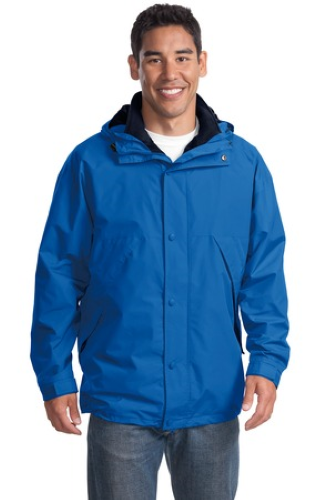 Royal Navy Port Authority 3-in-1 Jacket as seen from the front