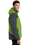 B.pistac Graph Port Authority Nootka Jacket as seen from the sleeveleft