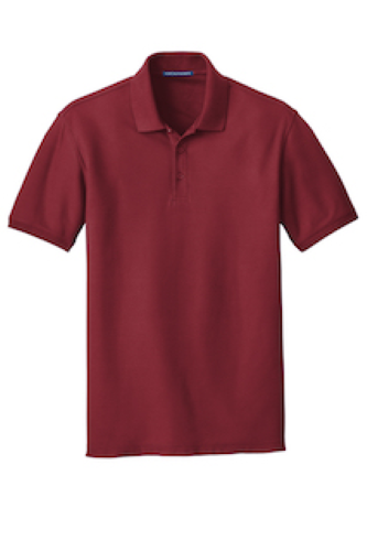 Port Authority Core Classic Pique Polo - Embroidered