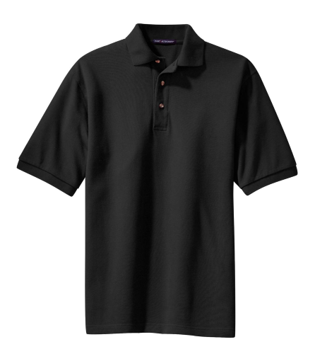 Port Authority Pique Knit Polo