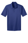 Royal Port Authority Silk Touch Performance Polo as seen from the front