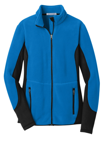 Port Authority Ladies R-Tek Pro Fleece Full-Zip Jacket