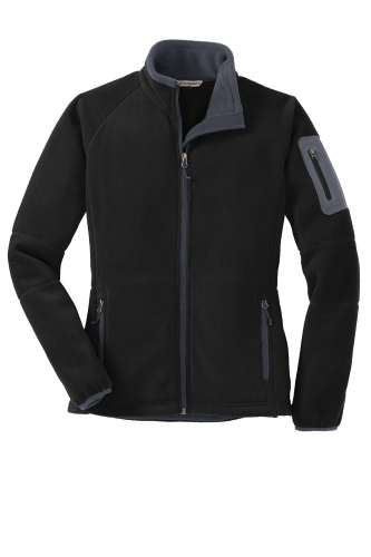 Port Authority Ladies Enhanced Value Fleece Full-Zip Jacket