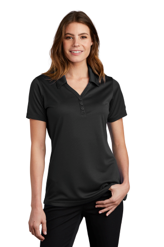 Sport-Tek Ladies PosiCharge Micro-Mesh Polo