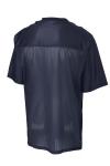 True Navy Sport-Tek PosiCharge ™ Replica Jersey as seen from the back