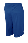 True Royal Sport-Tek Competitor Short as seen from the back