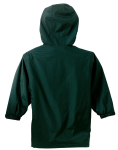 Hunter Port Authority Youth Team Jacket as seen from the back