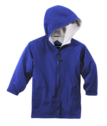Royal Port Authority Youth Team Jacket as seen from the front